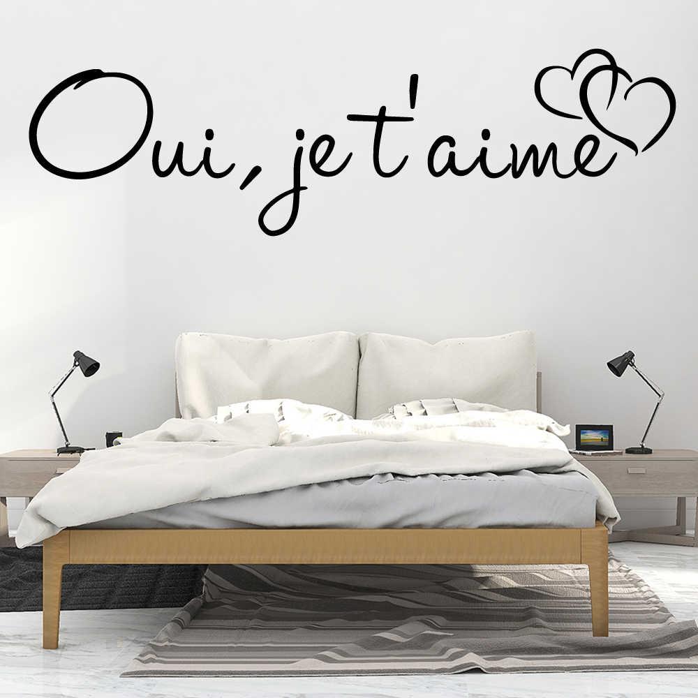 Coloré espagnol Phrase citations autocollant mural pour filles chambre décor vinyle autocollants salon mur décor vinilos