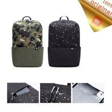 Xiaomi mochila impermeable IPX4 de gran capacidad para hombre y mujer, bolso deportivo de 10L, impermeable, para viajes de Camping, Unisex, 2020
