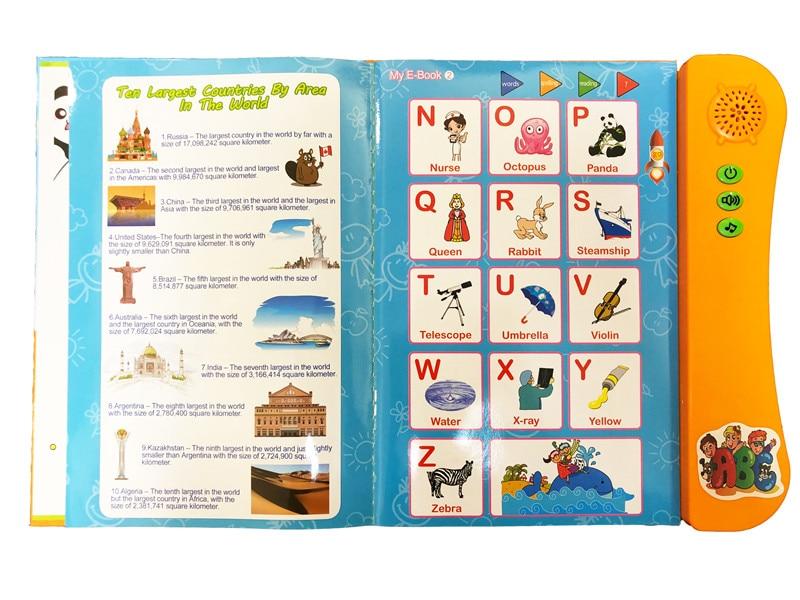 número livro de linguagem para crianças, crianças