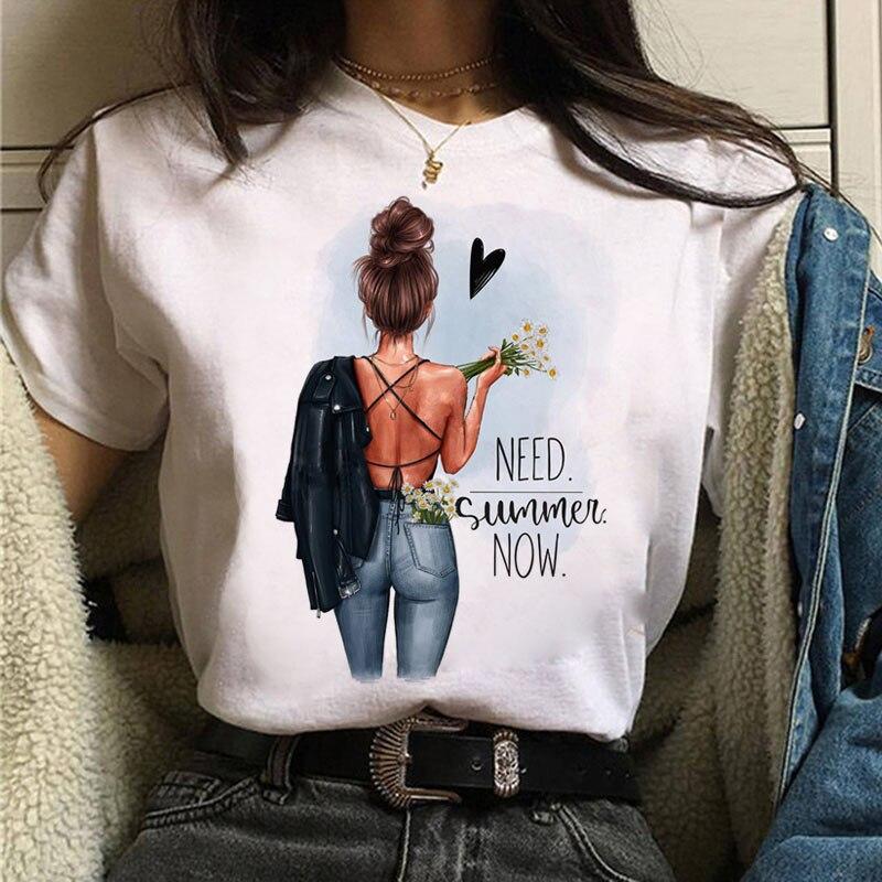 Fashion T-shirt Women  6