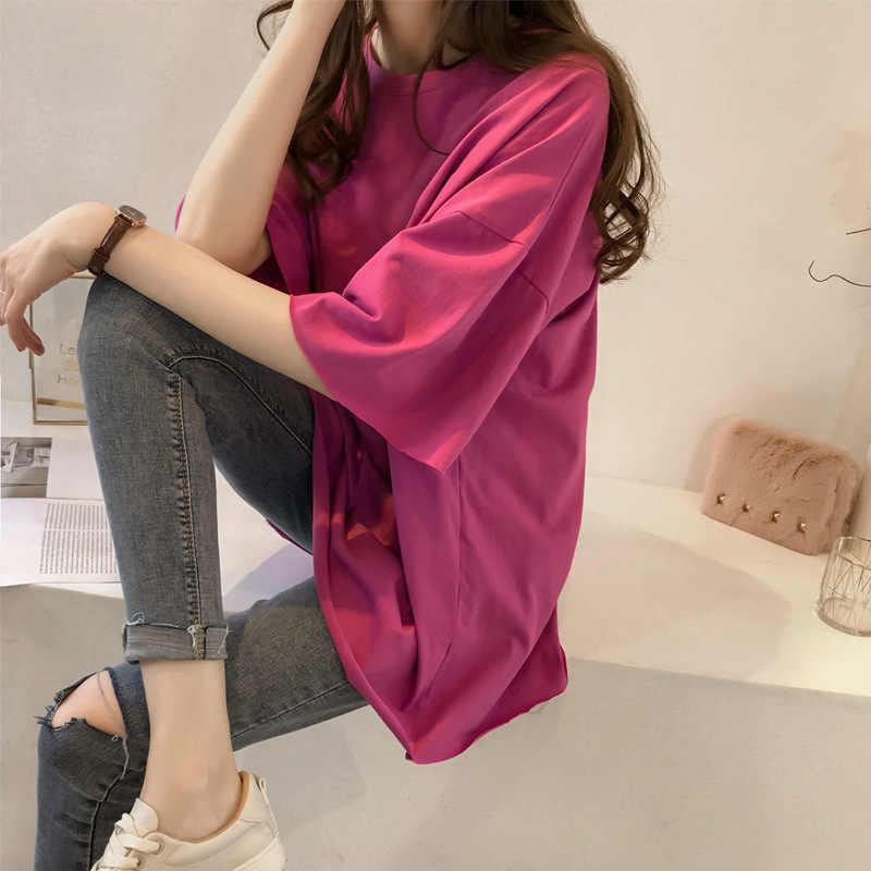 พลัสฤดูร้อน 2020 สไตล์ใหม่ลูกอมสีสั้นเสื้อแขนยาวผู้หญิงสไตล์เกาหลีสไตล์ INS สั้นเสื้อ \ \ \ \ \ \ \ \ \ \ \ \ \ \ \ \ \'s เสื้อผ้า