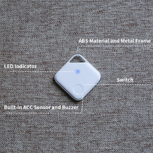Anti-Lost Alarm Smart Tag Wireless Bluetooth Tracker Child Bag Wallet Key Finder Blt Locator For Old People