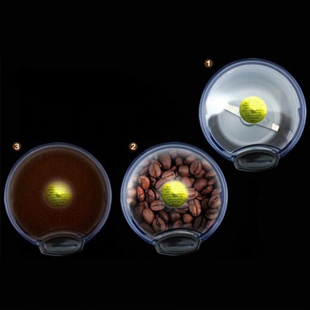 Elektrische Kaffee Gewürzmühle Hause Kaffee Bean Coco Mühle Sesam Mühle ultrafeinen mühle Halbautomatische schleifen Maschine