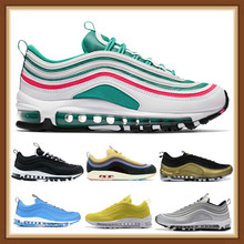 2020 New Arrival 97 Mens Running Shoes South Beach Sean Wotherspoon Cushion Silv