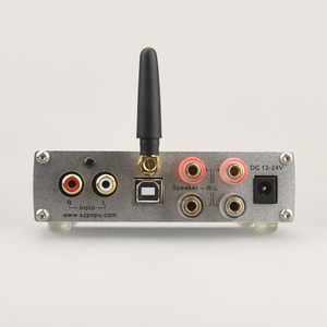 Image 2 - HIFIDIY LIVE A10 HiFi 2.0 Full Digital Audio Power Amplifier 100W Bluetooth 5.0 Independent Decode USB Interface Dual TPA3116