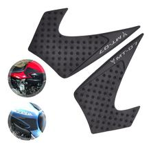 For Yamaha MT-07 MT07 MT 07 2014 2015 2016 2017 Motorcycle Tank Pad Protector Sticker Decal Gas Knee Grip Tank Traction Pad Side