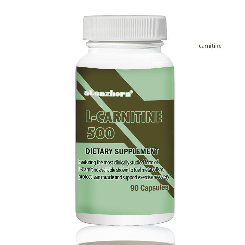 L- Carnitine 90PCS METABOLISM OF FAT ENERGY PRODUCTION PROTECTS AGAINST FREE RADICAL DAMAGE