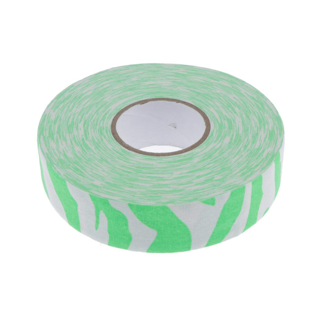 Sports Hockey Tape Grip Wrap For Tennis Golf Badminton Racket Bike Handle Bar - Select Colors
