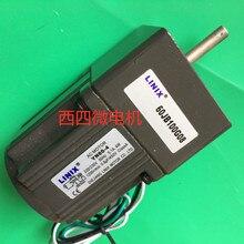 Linix Motor YN60-4 220/230V gear head 60JB100G08
