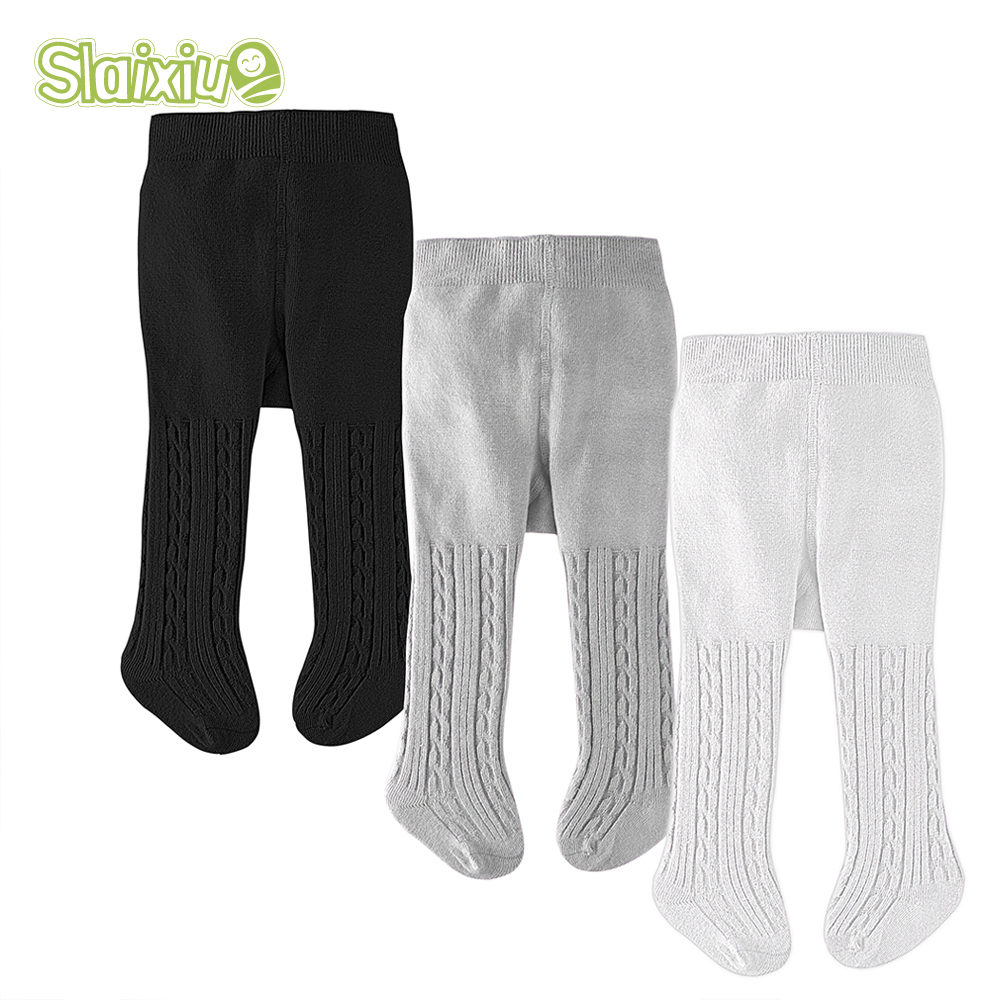 Newborn Baby Tights Kids Children Stockings Baby Girls Pantyhose Infant Meisjes Kleding For Baby Girl Boy Stocking Solid Color