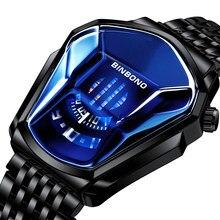 Orologi uomo 2021 Top Brand moda uomo orologio orologio da polso al quarzo di lusso orologio in acciaio inossidabile impermeabile uomo Relogio Masculino