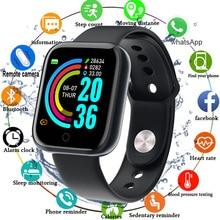 2020 Smart Watch Men Women Blood Pressure Smartwatch Watch W