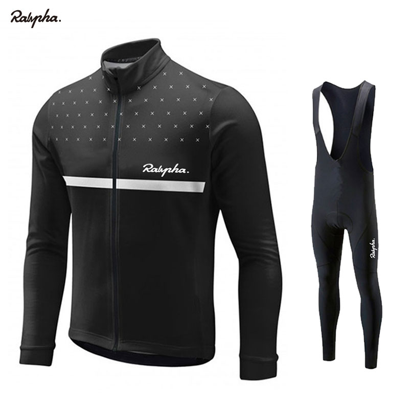 Raphaing Cycling Jersey 2019 Spring/Autumn Cycling Clothing Ropa Ciclismo Men's Breathable Jerseys PRO TEAM TRAINING JERSEY