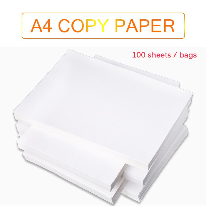 80g / 70g Double Adhesive Paper A4 Copy Paper White A4 Printing Paper Office Paper Wholesale 100 Sheets Of Anti-static