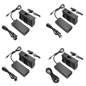 1Set Battery Charger for DJI Mavic2 Pro Zoom Drone Car Home Charging Hub Adapter