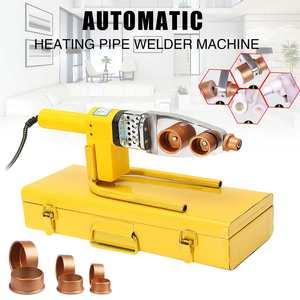 220V Automatic Heating Tube Welding Mach