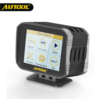 AUTOOL X80 HUD OBD2 Head Up Display OBD Diagnostic Tool Speed Projector Car Speedometer Overspeed Warning Alarm System for Auto car hud reflective film head up display system film obd fuel consumption overspeed display auto accessories