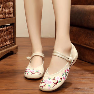 Flats Chinese-Shoes ...