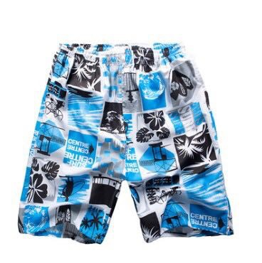 Quick-Drying Beach Shorts Short Casual Sports Surfing Drifting Household Stall Supermarket Supply Of Goods