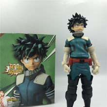 Manteau de combat My Hero Academia Izuku Midoriya Deku, 6e gen. Figurine de collection Boku No Hero en PVC, modèle 25cm