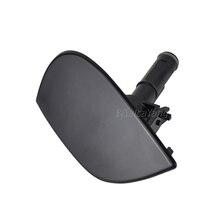 For Porsche MACAN 95B 2014  Car Front Bumper Headlight Washer Jet Headlamp Nozzle Cover Caps LH RH 95B955099A 95B955100A