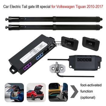 Elevador eléctrico para puerta trasera de coche especial para VW Volkswagen Tiguan 2010-2017 Control remoto para puerta trasera de coche ascensor