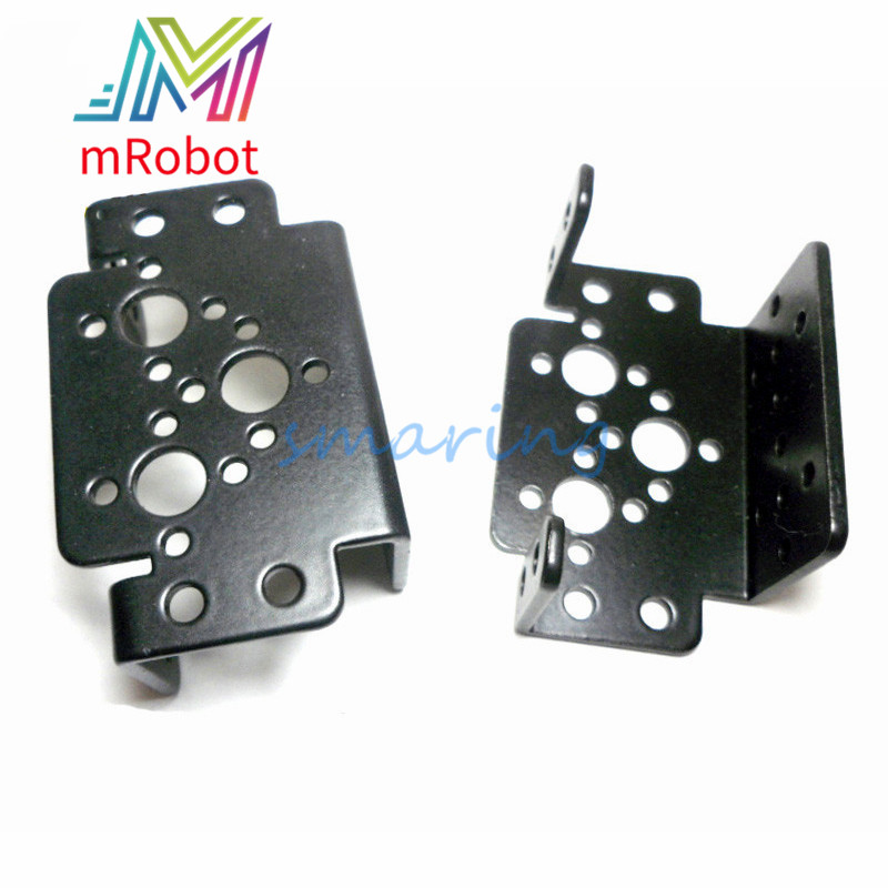 DOIT-1pcs-lot-Aluminum-Multipurpose-Brackets-For-Standard-Servos-And-Robot-Arm-Mechanical-Robot-Mount_副本 (2)