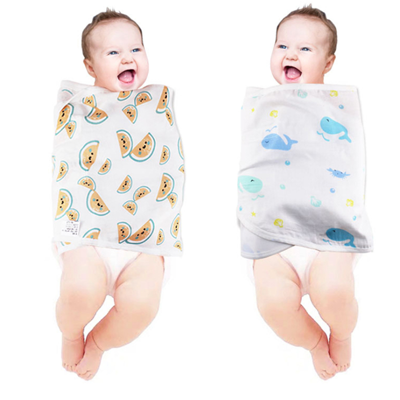 Soft Muslin Blanket Stroller Cover Bath Towel Baby Receiving Blankets Baby Swaddle Baby Summer Blanket