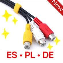36M warranty cline Europe av cable for satellite receiver
