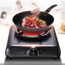เตาเดี่ยวเตาครัวครัวเรือนประหยัดพลังงานLiquidแก๊สBenchtop Single Gas Cooker 108d