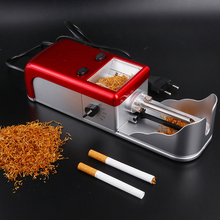 8mm Cigarette Rolling Machine Electric Automatic tobacco Injector EU Plug metal Roller Tube for smok