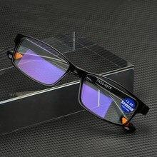 Nonor unissex óculos de leitura ultra-leve anti luz azul presbiopia óculos hyperopia eyewear leitores 1.0 1.5 2.0 2.5 3.0
