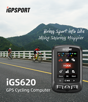IGPSPORT 620 Bicycle Computer ANT+ Bluetooth4.0 USB Wireless GPS Cycling Computer Waterproof IPX7 Speedometer Bike Accessories