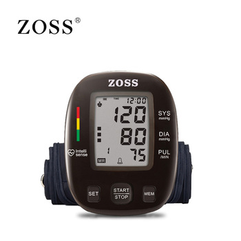 Автоматический тонометр ZOSS, сопровождение на русском языке 1
