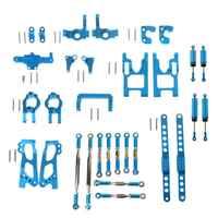 Upgrade Metall Kit Stoßdämpfer für FY03 WLtoys 12428 1/12 RC Buggy Auto Ersatzteile