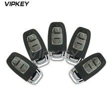 Remotekey 5pcs Smart key 3 button 868Mhz 8T0959754C car key for Audi key A4 A6 Q5 SQ5 8T0 959 754C