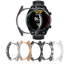 Watch Case For Huawei GT 46MM All Round Protection Shockproof Screen Protector Frame Cover 42mm
