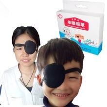 1 шт одноглазная маска для сна коррекции амблиопии портативная