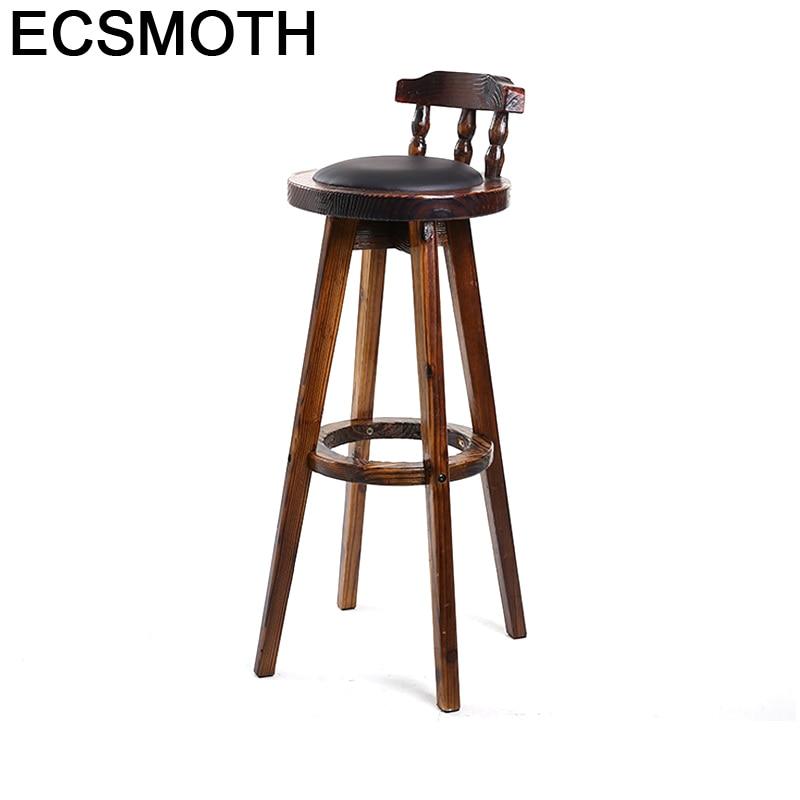 Sandalyesi Kruk Barstool Sgabello Sedie Stoelen Table Barkrukken Taburete Leather Tabouret De Moderne Silla Cadeira Bar Chair