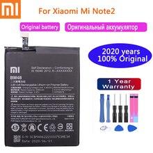 Oryginalna bateria zamienna BM48 4000mAh do Xiaomi Mi Note 2 baterie do telefonu z darmowymi narzędziami