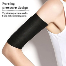 Taping Warmers Slimmer Arm-Sleeves Black Women Thin for Belt Massage Legs Weight-Loss