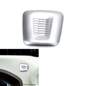 LEEPEE Styling Mouldings Interior Roof Dome Microphone Cover Trim ABS For BMW F30 F32 F07 F10 F15 F12 F25 X3 X5 3 4 5 6 Series image