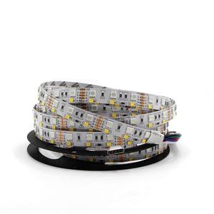 Image 2 - 5m Double Row 600 LED Strip light 5050 RGB + 2835 White / Warm White 12V 120 LED/m led Flexible ribbon tape lamp RGBW