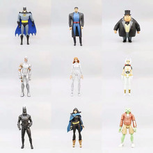 High quality Batman steel WONDER WOMAN model toy ornaments limb joint movable character