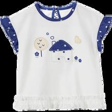 Топы для малышей детские летние футболки мальчиков и девочек