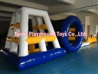 Inflatable Water Jumping Tower