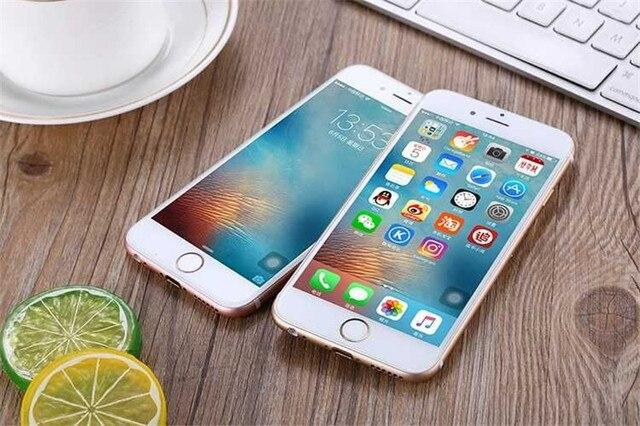 Original Unlocked Apple Iphone 7 4G LTE Mobile Phone 2G RAM 32GB/128GB/256GB ROM 4.7''12.0 MP Fingerprint Smartphone 5