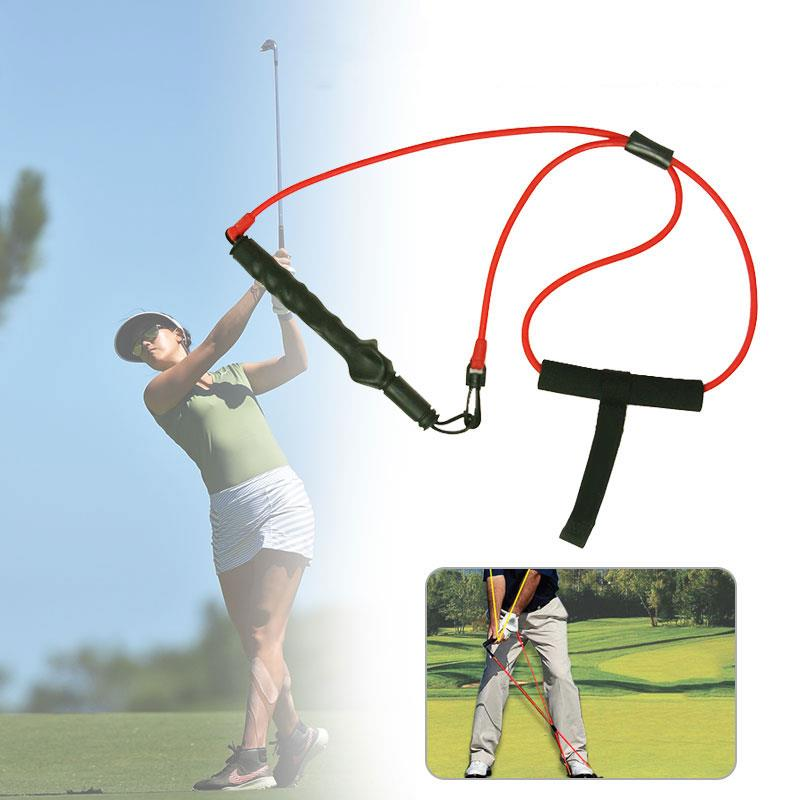 Strong Black 69cm Trainging Aids Golf Club Golf Training Golf Swing Action Correction Device Outdoor Strength Trainer