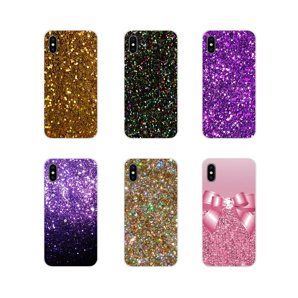 Accessories Covers Colorful <font><b>Glitter</b></font> diamond crystal For <font><b>Oneplus</b></font> 3T 5T 6T Nokia 2 <font><b>3</b></font> 5 6 8 9 230 3310 2.1 <font><b>3</b></font>.1 5.1 7 Plus 2017 2018 image