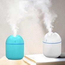 Car-Air-Humidifie Home Silent Nano-Spray Usb-Mist-Maker Light-Lasting Battery-Life Office